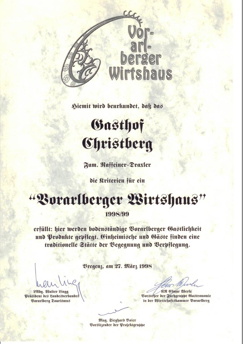 urkunde-gasthof-christberg-rgr