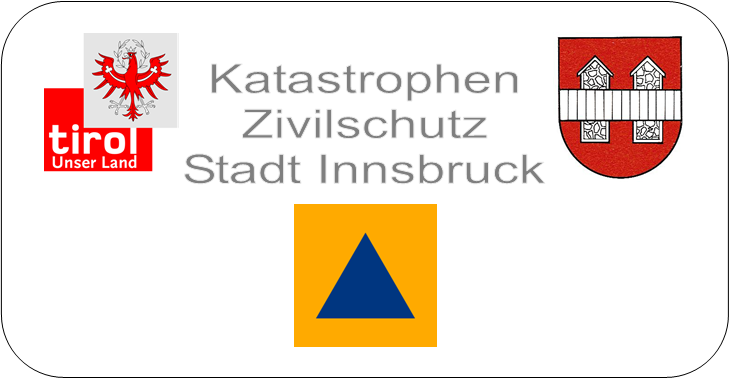Kat + Zivilschutz Logo IBK RGR