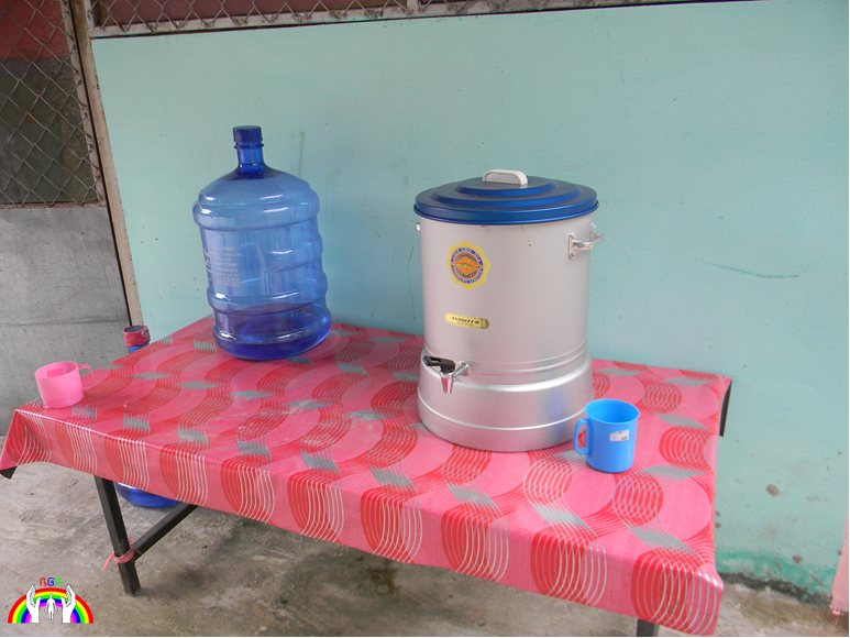 Trinkwasser Filter Kindergarten RGR