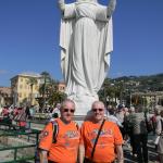 10 Rudy & Gery Hafenausfahrt nach Portofino am 08.05.2013 RGR