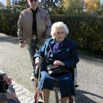 11 Mama - Rudy an der Uni - Promenade RGR