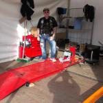 13 Rudy bei der Baugleichen Motorrad Bühne von RGR