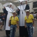 18 Rudy & Gery am Rathausplatz Villach 22.07.2014 RGR