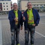 19 Rudy & Gery am Parkhotel Parkplatz 3.10.2015 RGR