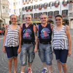2 Italien Zwillinge getroffen IBK Altstadt 30.09.2011 RGR