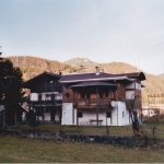 3 Rückansicht Villa Betreutes Wohnen RGR