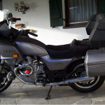 5 Honda SilverWing 500 ccm von RGR