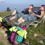 5 Rudy & Gery relaxen am Dobratsch 28.9.2011 RGR