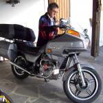 6 Honda SilverWing 500 ccm Gery RGR