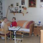 6 - Stiefschwester Herta bekam Besuch RGR