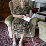 7 Mama mit Jubiläum Schreiben vom Landeshauptmann Tirol - RGR