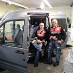 7 Rudy & Gery mit Handycap Auto für Karl Heinz RGR