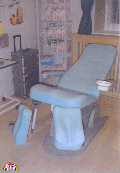 Behandlung Stuhl S 3,2 extra Version 3
