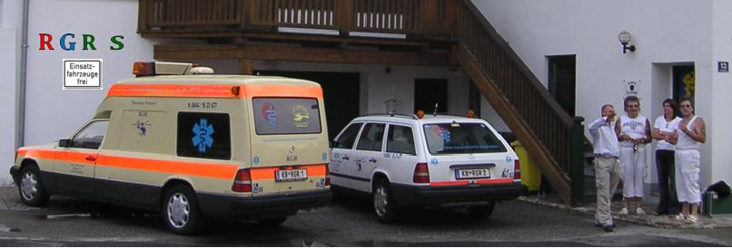 ELW + KTW vor Office Betreutes Wohnen RGR