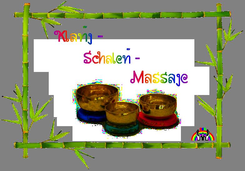 Logo Klang Schalen Massage transparent von RGR