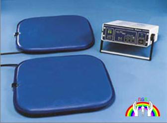 Magnetfeldplatten zur Unterstützung für RGR