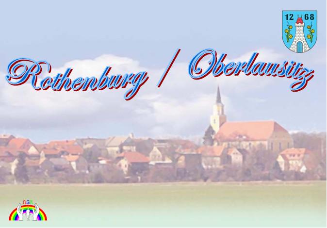 Ortsbild Rothenburg Oberlausitz von RGR