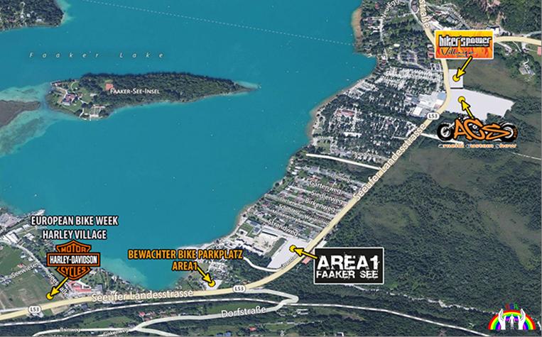 Quellenfoto Luftübersicht Harley Village für RGR
