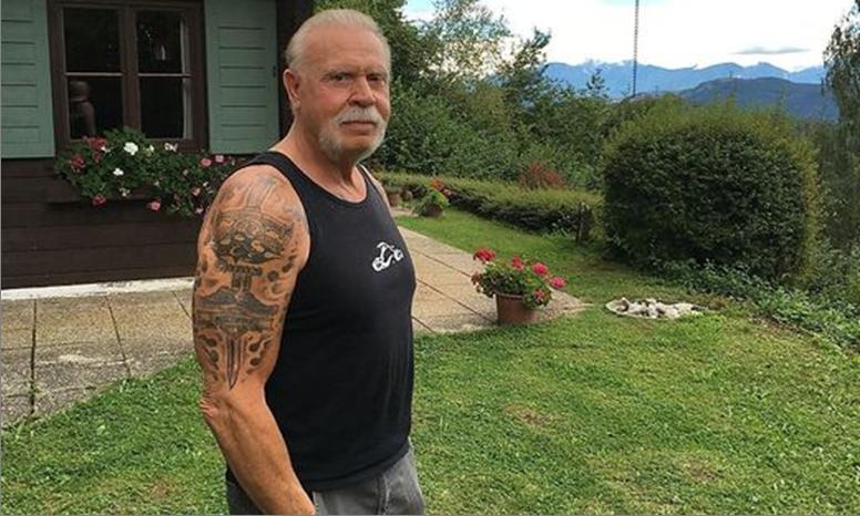 Quellenfoto für RGR der US TV Star Paul Teutul Sr. in Kärnten