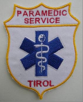 Stick Paramedic Tirol RGR