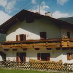 Wohnhaus 1 Rückansicht mit Hoher Munde RGR