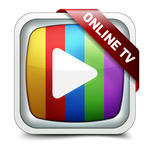 online-tv-button