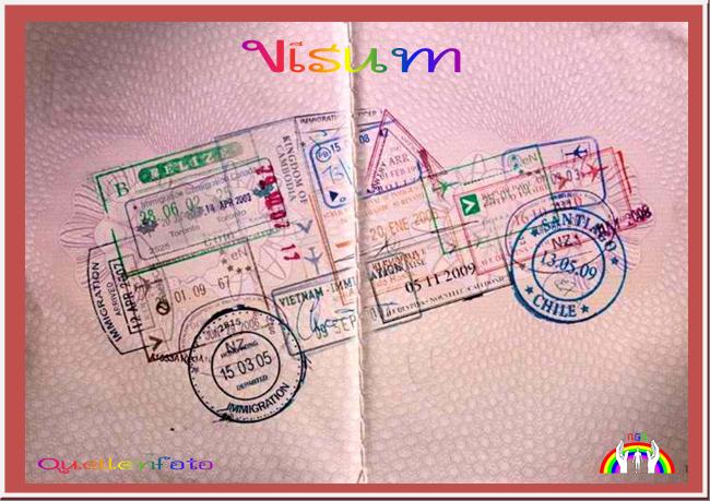 Visa Jeep für RGR