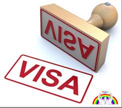 Visa Stempel von RGR