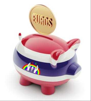 mehr Euros in Thailand RGR
